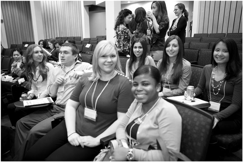 Career Symposium Attendees