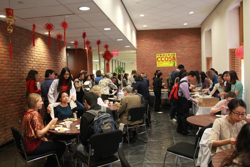 CCOSA Food Festival Attendees
