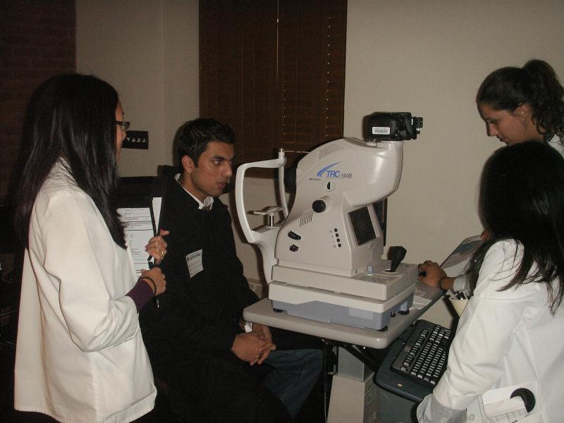 Eye Screening for Diabetes
