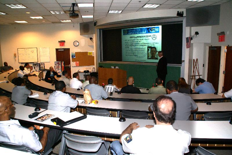 SUNY Security Officers Training