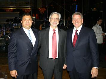 Julian Gangolli, David Heath, Richard Elias
