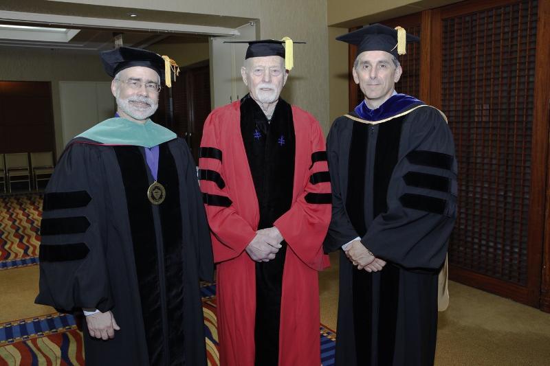 Dr. Heath, Dr. Held & Dr. Troilo