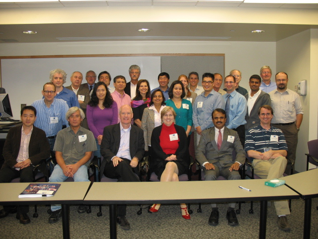 2nd Annual SEI Meeting Attendees
