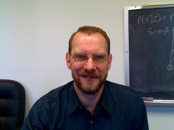Dr. Ben Backus