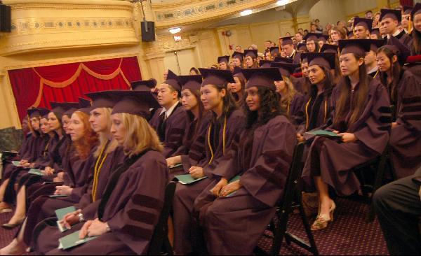 2008 SUNY Optometry Graduates