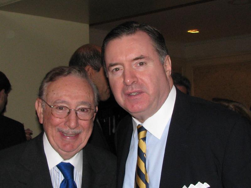 Mr. Hal Spielman, Interim Chancellor John Clark