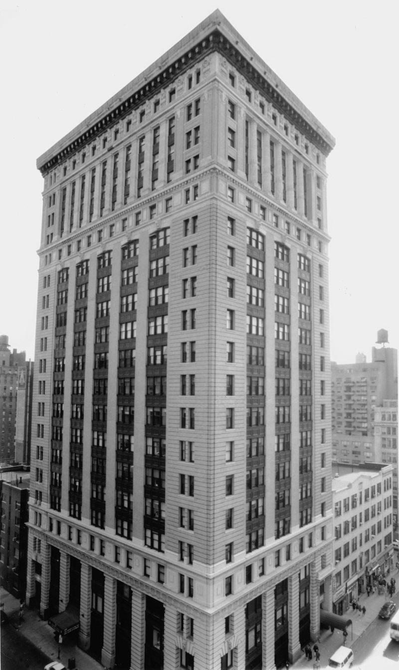 SUNY College of Optometry at E 24th Street (1973 - 2000)