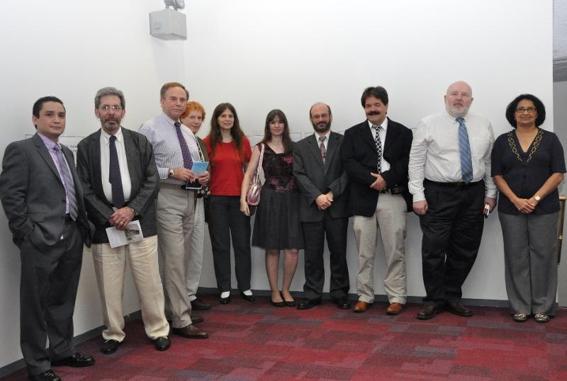 2011 Faculty/Staff Honorees