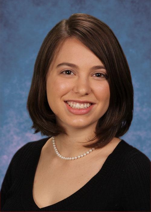 Joanna Wen, Class of 2012