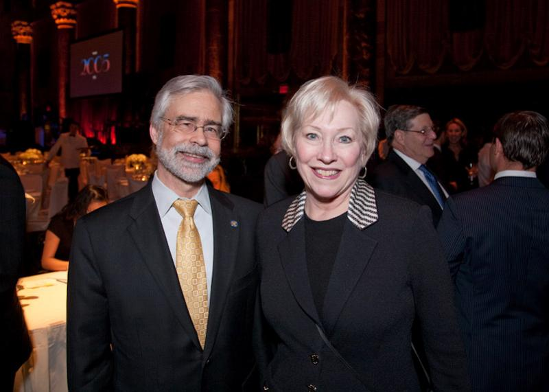 President Heath & Chancellor Zimpher
