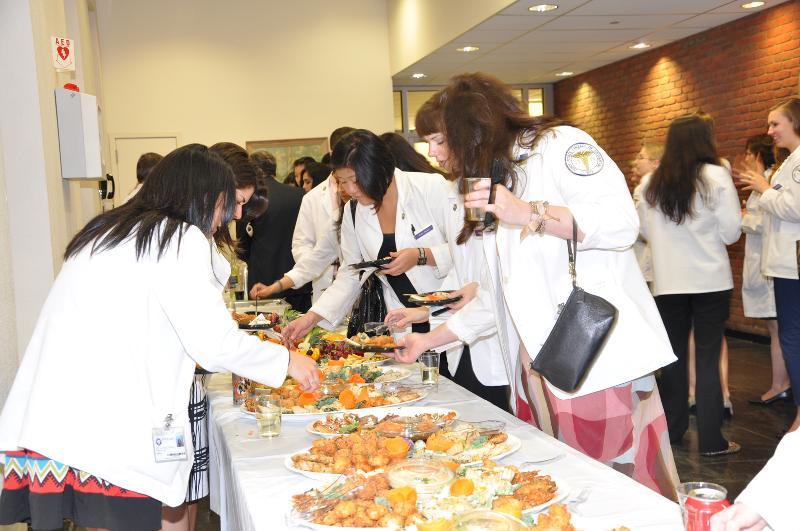 White Coat Ceremony Reception