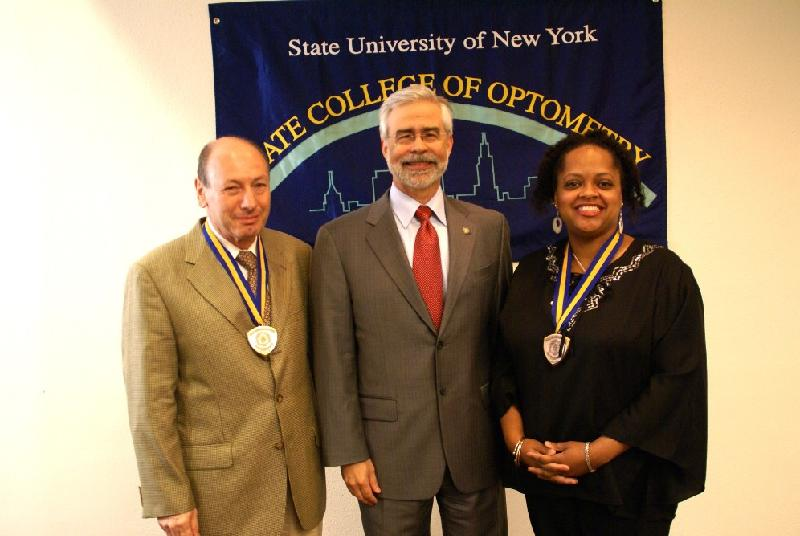 Mr. Boris Levin, Dr. David Heath, Ms. Anita Barrington-King