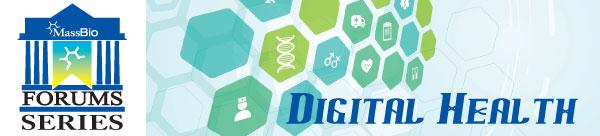 MassBio Digital Health Forum Series logo