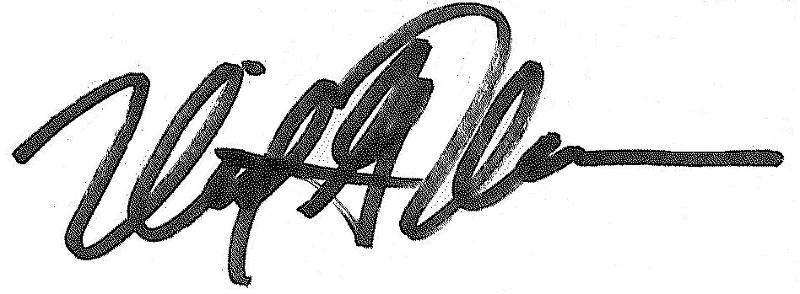 Milstein signature
