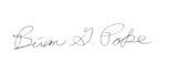 BP signature