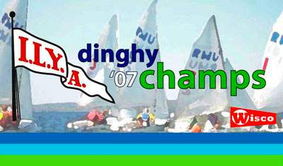 Dinghy champs logo