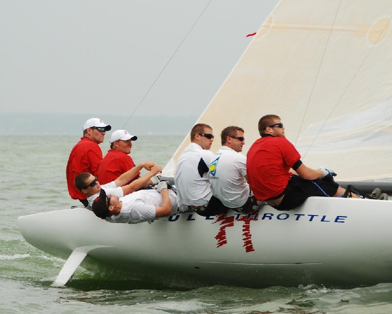 Porter in race one