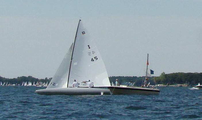 Burdick finish at ILYA