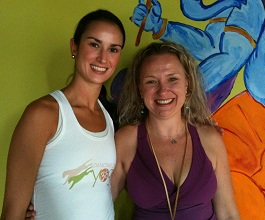 Shelley Lowther of Dancing Dogs Yoga