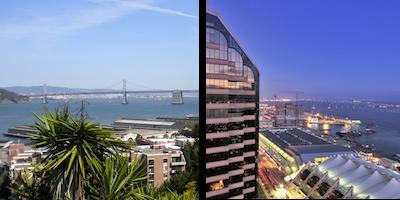 San Deigo and San Francisco