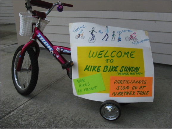 Fairwood UMC Bike