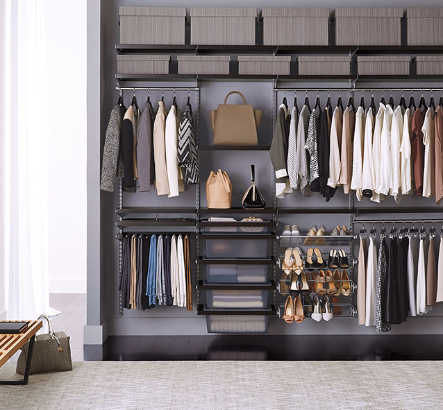 Dreaming about Elfa Shelving Systems? — The Organizing Pro