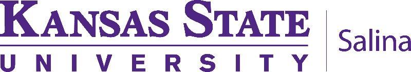 K-State Salina Wordmark
