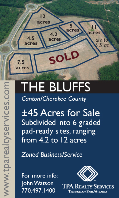 TPA Realty Bluffs Ad