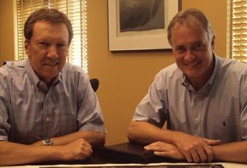 John Wakefield and Lamar Beasley