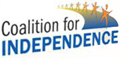 Coalition for Independence logo