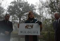 Audubon Press Conference