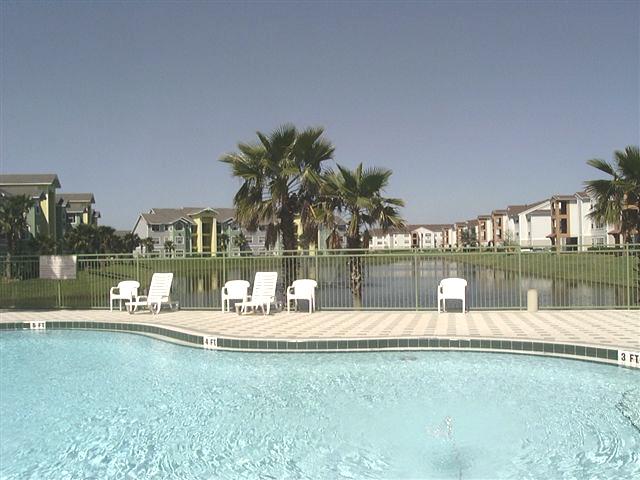 Condo Clubhouse Pool