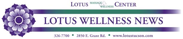 Lotus Wellness News Header