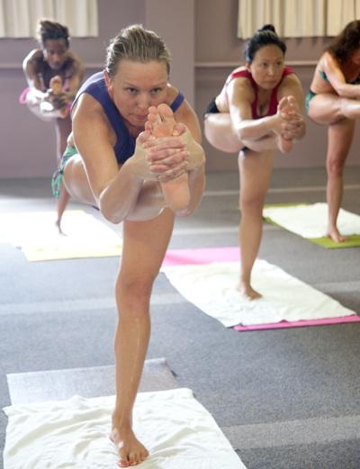 Hot Yoga Pic