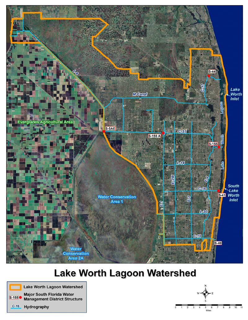 Lake Worth Lagoon watershed
