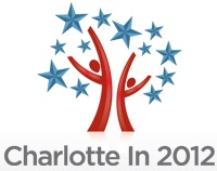 DNC Charlotte logo