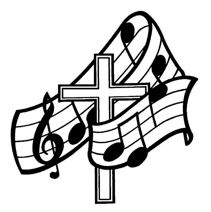 All men are inv... Clip Art Fix My Choir
