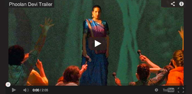 Watch a Trailer of Phoolan Devi on Youtube