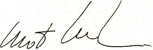Elliot Gershenson Signature