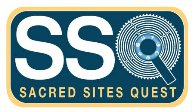 Sacred Sites Quest logo
