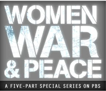 Women War peace logo