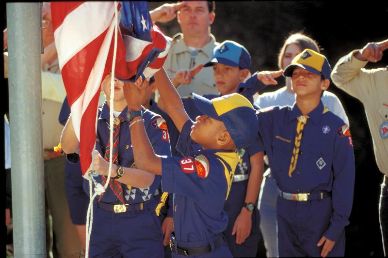If you recharter in January, be sure to call the Cub Scouts who may be ...
