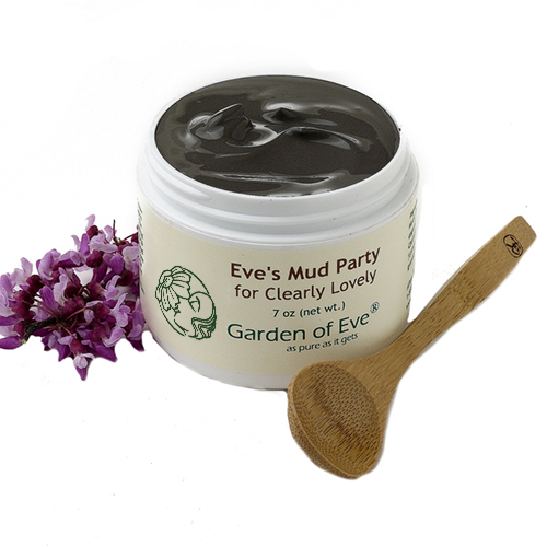 Eve's Mud Party - for Face, Hands & Feet