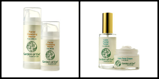 Garden of Eve Rosacea Products