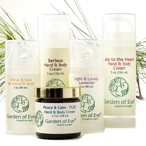 Garden of Eve Hand and Body Care