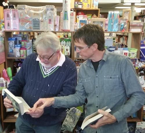 Larry and Paul Aertker