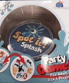 Spot It Splash