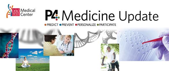 P4 Medicine Update header