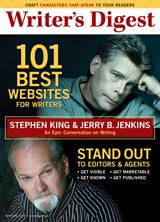 May/June 2009 Writer's Digest Magazine