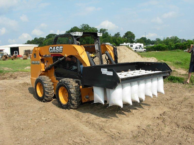 SandMaster 20 Transporting